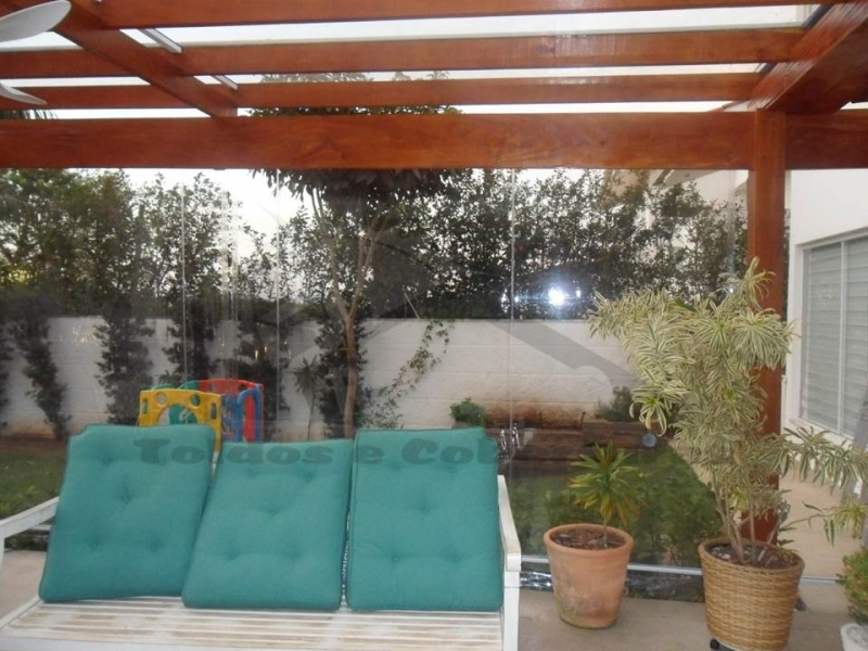 venda de toldo articulado para garagem Zona Norte