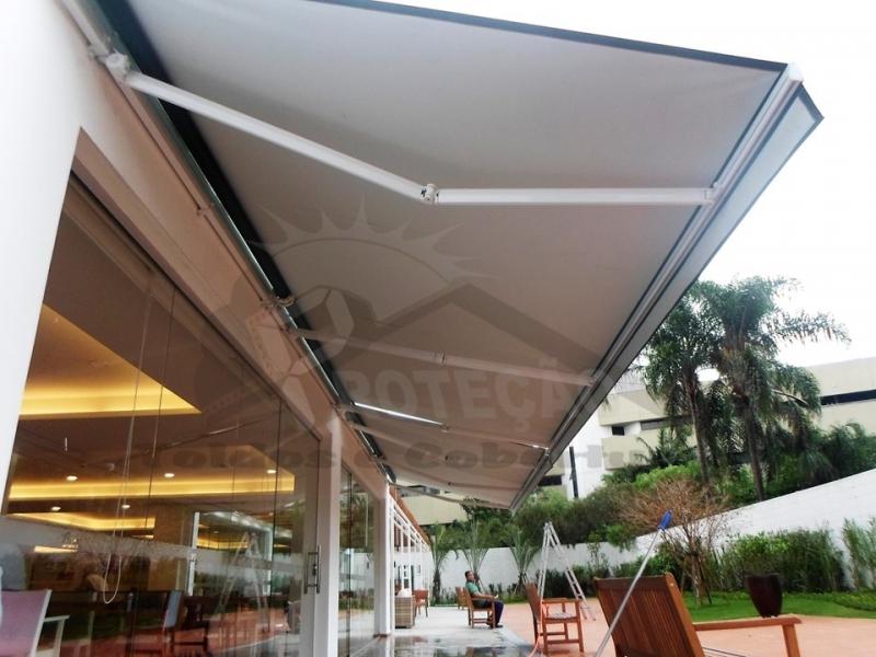 Toldo Articulado Manual Valores Jardim Paulistano - Toldo Retrátil Articulado