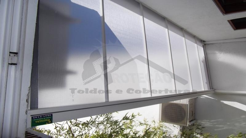 Toldo Lona Transparente Preço Vila Maria - Toldos em Lona e Policarbonato
