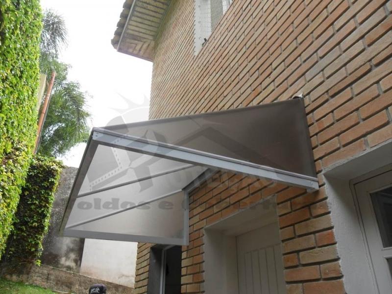 Toldo para Porta de Cozinha Cursino - Toldo para Porta de Entrada