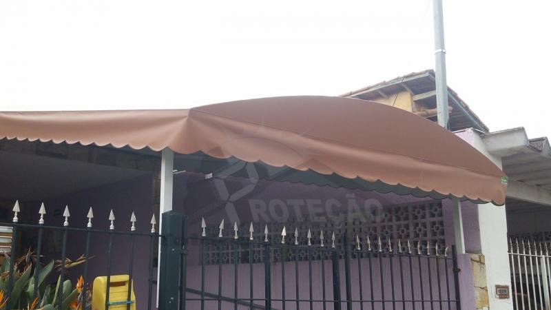 Toldos em Lona Lauzane Paulista - Toldo de Lona